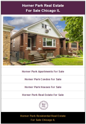 Horner Park Apartments, Condos, Houses and Real Estate For Sale